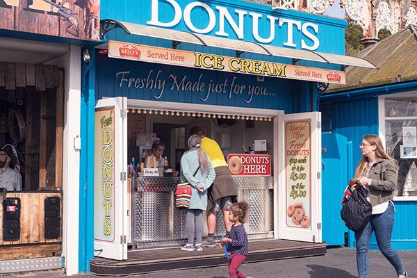 Donutstand