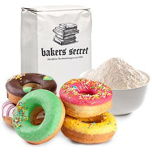 "Donut Backmischung ""Bakers Secret"""