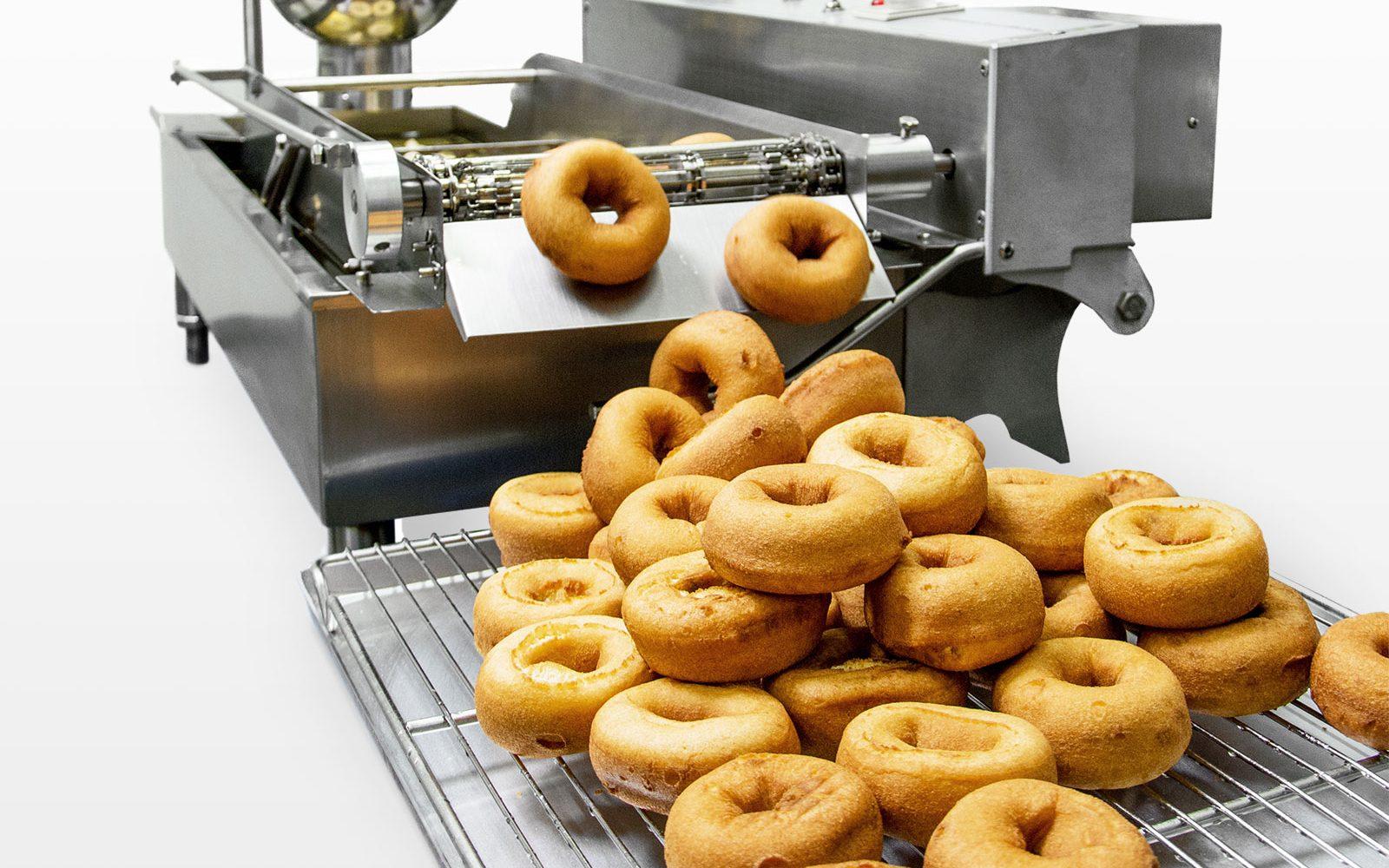 Donutmaschine Best Choice, Donutproducer